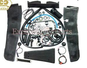 Vespa-Rubber-Grommet-Kit-Electric-Start-Set-Of-100-Items-PX-LML-Star-Stella-T5