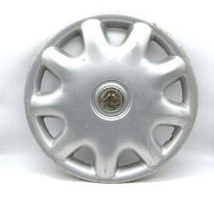"ORIGINAL STEEL WHEEL 15"" HUBCAP FOR VAUXHALL VECTRA B CD CDX 90498214"