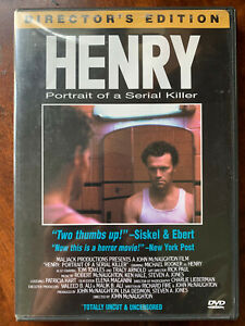 Henry-Portrait-of-a-Serial-Killer-DVD-1986-Classic-Director-039-s-Edition-Region-1
