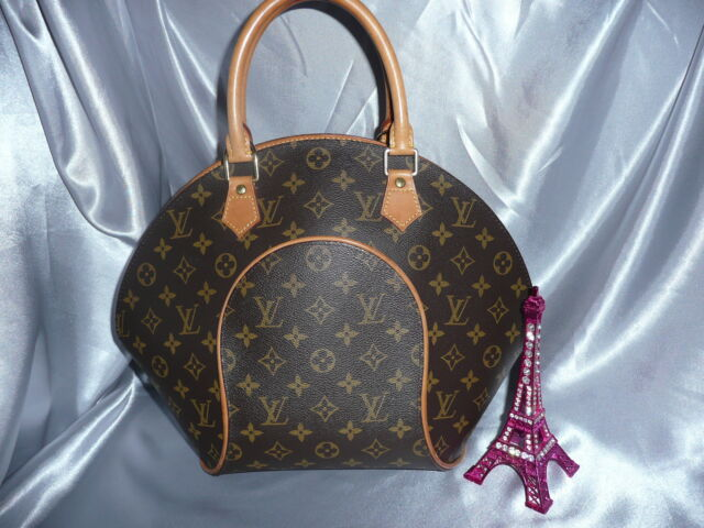 TRES BEAU SAC/HANDBAG ELLIPSE MM LOUIS VUITTON TOILE MONOGRAM