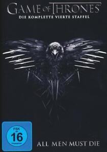 Game Of Thrones Staffel 4 2016 Günstig Kaufen Ebay