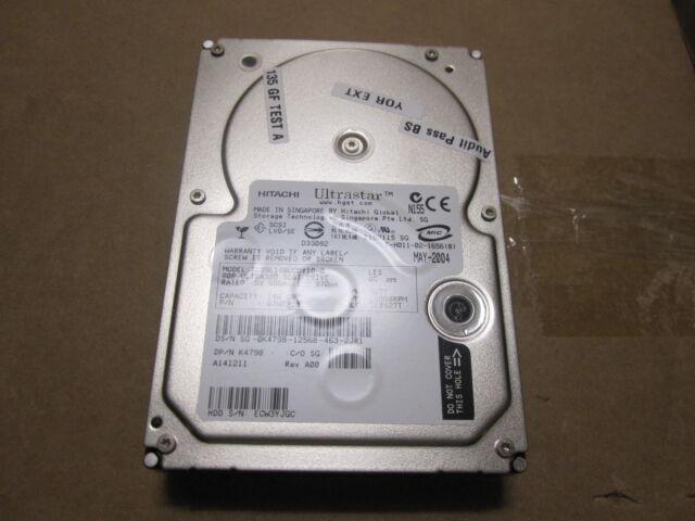 Dell M4981 36GB 10k 3.5 U-320 SCSI HDD