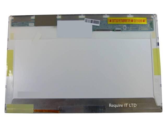 "New Compatible Dell J656H LP154WX7(TL)(B1) 15.4"" Laptop LED LCD Screen WXGA UK"