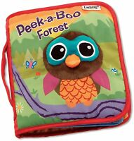 Lamaze Cloth Book, Peek-a-boo Forest , New, Free Shipping