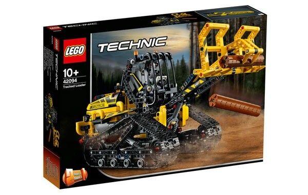 LEGO TECHNIC 42094 RAUPENLADER NEU
