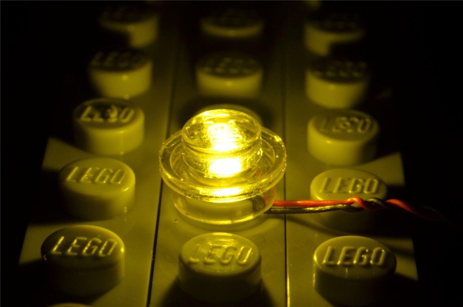 Costruzioni mattoni illuminazione effetti luci kit base per lego