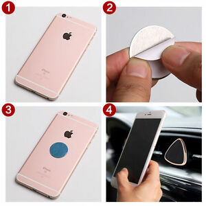 Stand-Car-Air-Vent-Holder-Mount-Cradle-For-Cell-Phone-GPS-RF