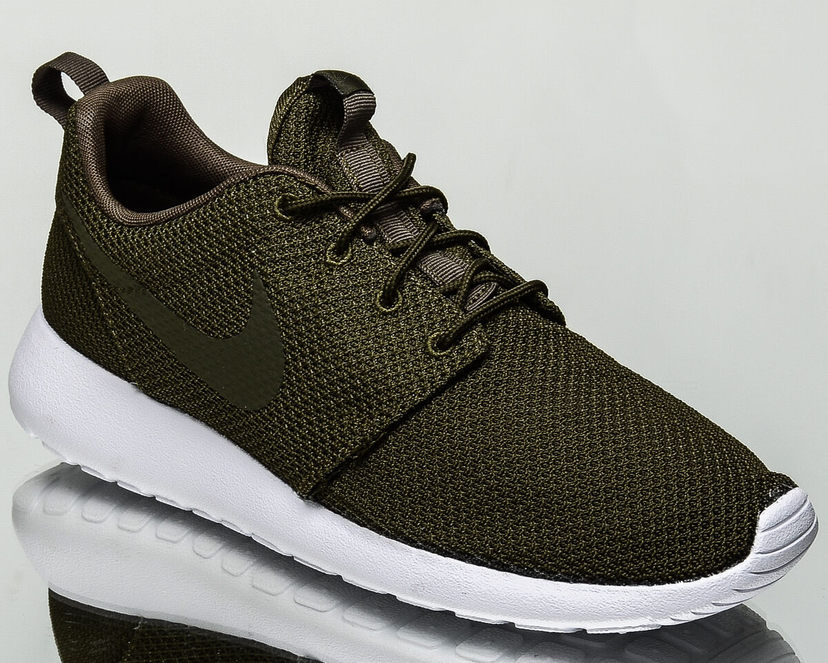 Nike Roshe One Uomo lifestyle casual scarpe da ginnastica loden rosherun NEW dark loden ginnastica 511881-305 e30d41
