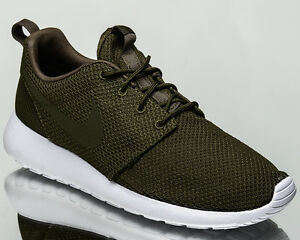 f1114b33b45c Nike Roshe One men lifestyle casual sneakers rosherun NEW dark loden ...