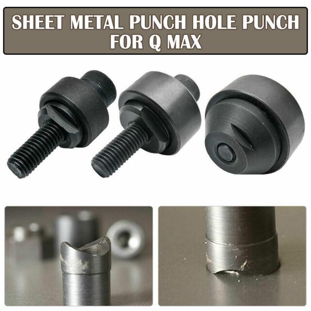 Q.Max QMA50M Sheet Metal Punch 50mm