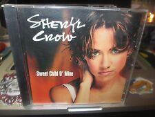 SHERYL CROW Sweet Child O' Mine CD 1 TRCK PROMO INT5P-6635