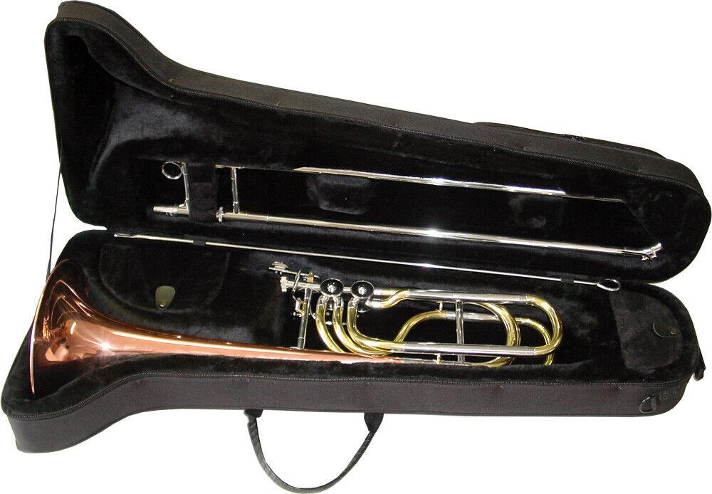 Bassposaune Bass Posaune Bb F Eb, Goldmessing