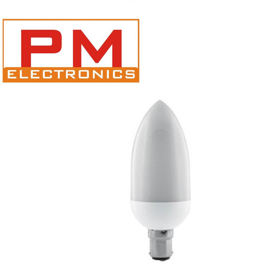 LAMPADE A RISPARMIO ENERGETICO CANDELA CANDELA CANDELA 3W, 5W, 7W e 11W, vari accessori disponibili 249a64