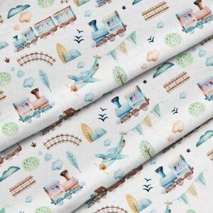 Stoff Baumwolle Dinosaurier 155cm breit