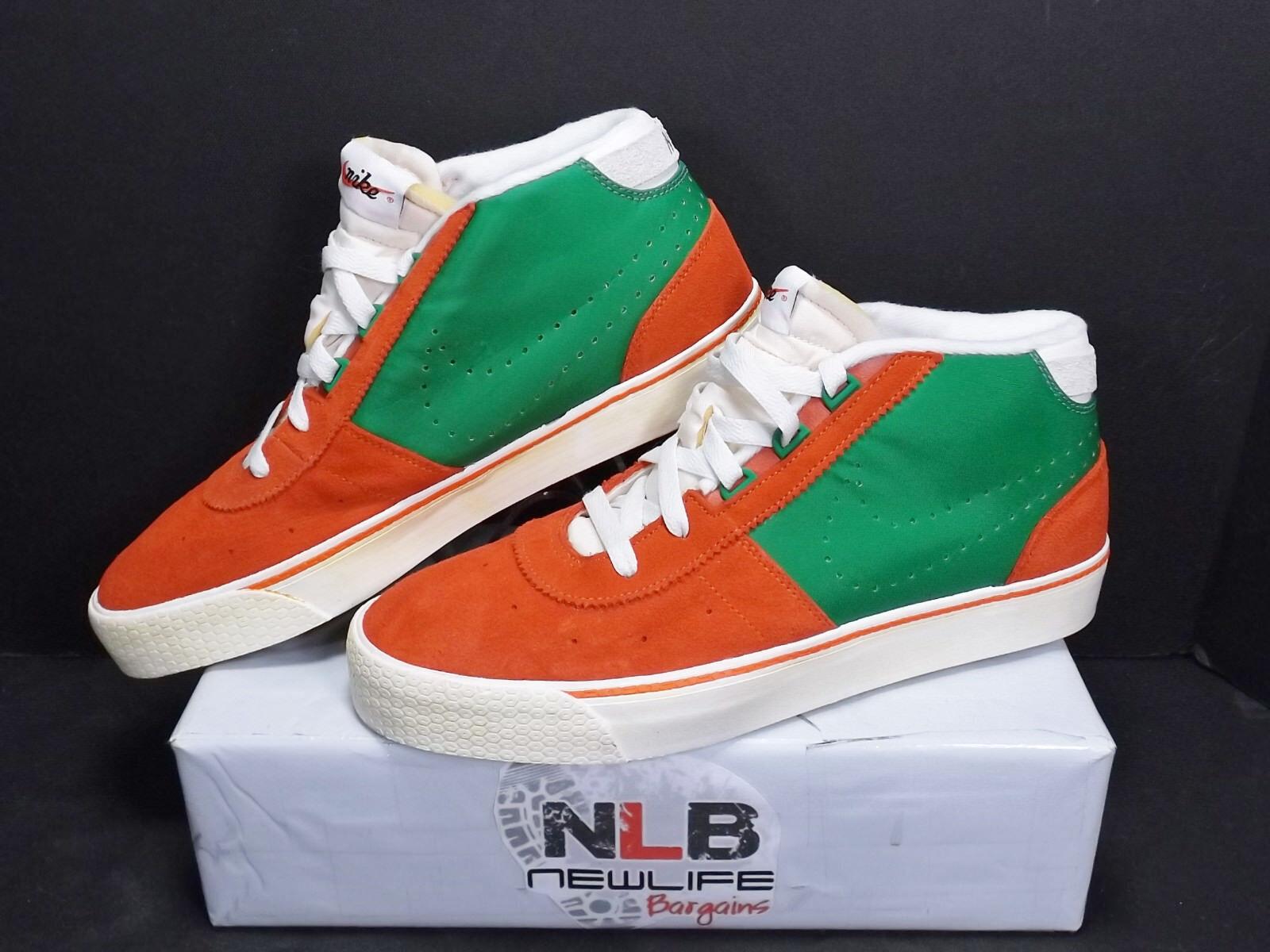 new style 5ea91 044f6 2018 Hachi Nike Hachi 2018 ND QS 457059-830 equipo naranja   Victoria Verde Hombre  comodo gran descuento 1aee99