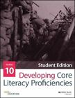 Developing Core Literacy Proficiencies: Grade 10 by Odell Education (Paperback, 2016)