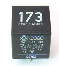 DRL Daytime Running Lights Relay # 173 VW Audi - 3A0 941 589