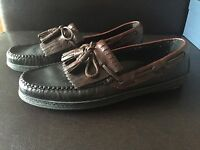 Rare Cole Haan Leather Loafer ( Size 8)