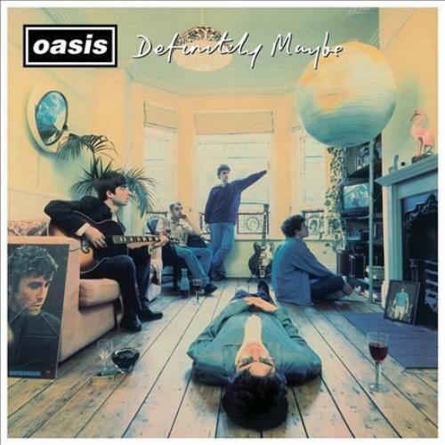 OASIS - DEFINITELY MAYBE NEW VINYL RECORD