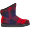 thumbnail 2 - NEW Indigo Women's Aylee Shearling Style Boots Size 8 M Dark Red $69
