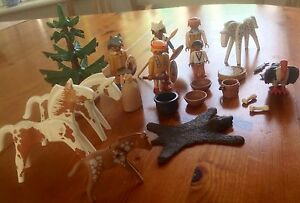Playmobil Toy Figure  Playmobil Western Native American Playset  GR8 - <span itemprop='availableAtOrFrom'>Worcestershire, United Kingdom</span> - Playmobil Toy Figure  Playmobil Western Native American Playset  GR8 - Worcestershire, United Kingdom