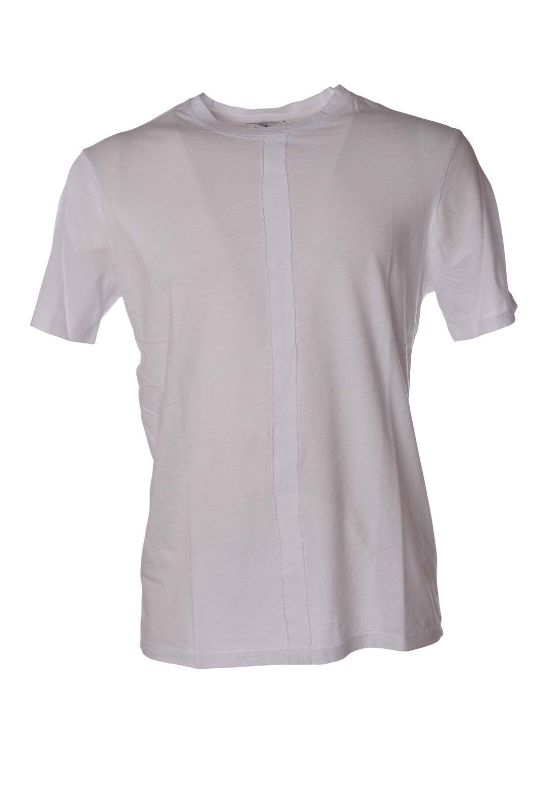 Paolo Pecora - Topwear-T-shirts - herren - Bianco - 5207531G180917