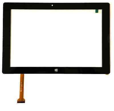 """10.1 """" Ricambio Digitilizzatore Touch Screen In Vetro P/n Fpca-10a12-v01"""