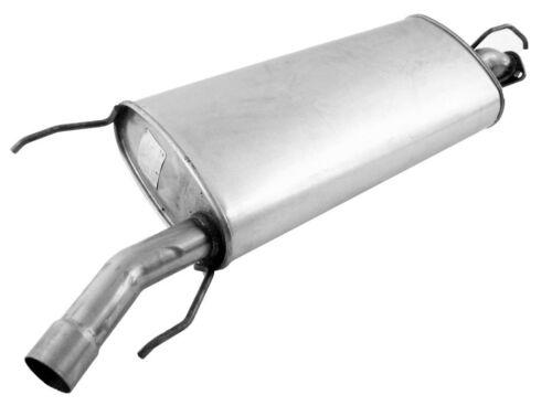 Exhaust Muffler Assembly-Quiet-Flow SS Muffler Assembly fits 06-12 Toyota RAV4