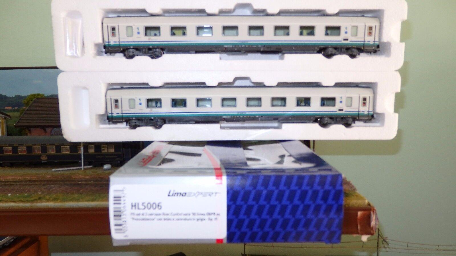 LIMA EXPERT HL5006 Set 2 Gran Confort 1985  1a cl. XMPR telaio grigio scuro