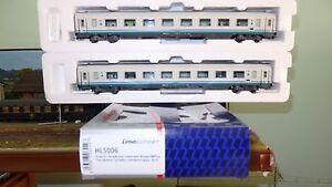 LIMA-EXPERT-HL5006-Set-2-Gran-Confort-1985-1a-cl-XMPR-telaio-grigio-scuro