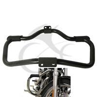 Black Engine Guard Highway Crash Bar For Harley Sportster 883 1200 Xl Xr 2004-17