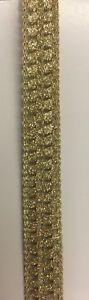 Ribbon-Trim-Strap-Sewing-Dress-Bag-Bridal-Decor-1-5-cm-wide-champagne