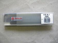 Duracarb, Stecheinsatz, Stechschwert, DH106 100 L2, zum Plan-Axialeinstechen