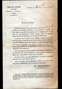 ISSOUDUN-36-JOURNAL-034-L-039-echo-des-Marches-H-GAIGNAULT-Directeur-034-en-1926