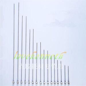 0 8mm 21g 304 Stainless Steel Syringe Needle Dispensing