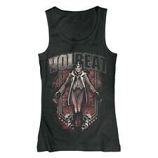 VOLBEAT - King & Skulls - Girlie Top Girl Woman Damen Shirt - Größe Size S