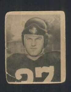 1948-Bowman-1-Joe-Tereshinski-FAIR-RC-Rookie-Redskins-100871