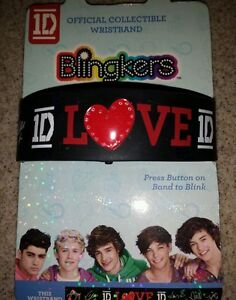 One-Direction-Blingkers-1-DLight-up-Bracelet-with-LOUIS-Niall-ZAYN-Harry-LIAM