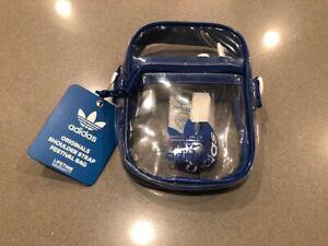 Image is loading Adidas-Originals-Clear-Festival-Crossbody-Bag -with-Lifetime- 0ed6875daec78