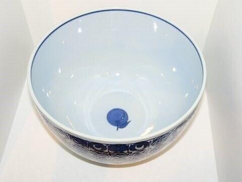 Porcelæn, Royal Copenhagen Tenera  Stor skål, Royal