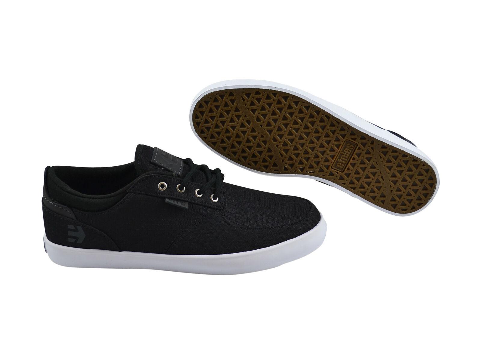 Etnies Hitch Black skater Sneaker/cortos negro