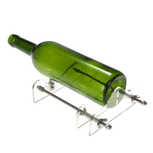 Glas Flaschenschneider DIY Flasche Schneidwerkzeug für Wein Bierflaschen B7F7