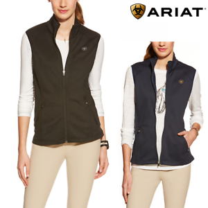 Ariat Ladies Conquest Vest Gilet FREE UK Shipping