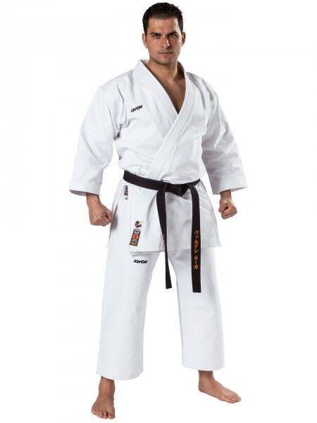 Karateanzug Kata in 12oz von KWON. Hier in in in 200 od 210cm, WKF rec. Karate, SV Gi 9758fb