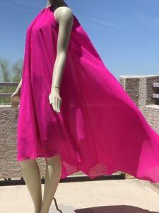 Ted-Baker-Harpah-Chiffon-Dress-0-amp-3-missing-belt