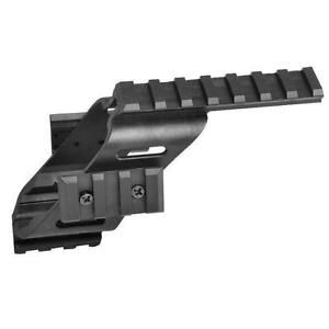 Hunting-Accessories-Tactical-Pistol-Scope-Sight-Laser-Light-Mount-With-Quad-20MM