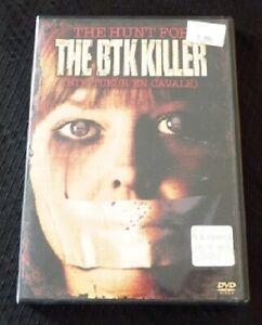 DVD-Movie-The-Hunt-for-the-BTK-Killer-BTK-Tueur-en-Cavale