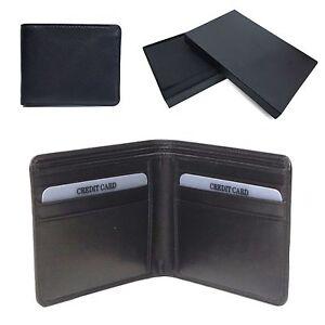 Golunski Bm603: Mens Quality Smooth Leather Notecase In Black By Golunski MöChten Sie Einheimische Chinesische Produkte Kaufen?