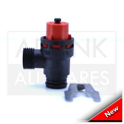 SAFETY 39818270 31C /& 38C PRESSURE RELIEF VALVE GENUINE FERROLI OPTIMAX HE