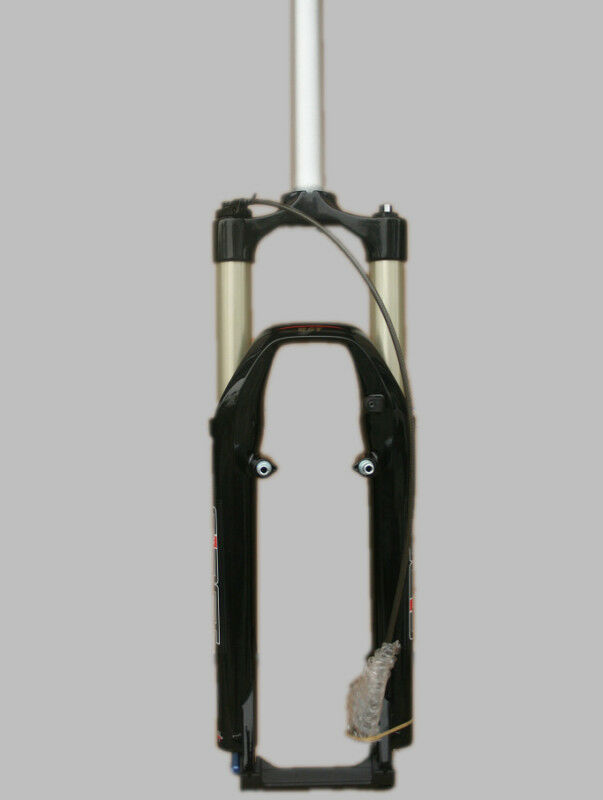 Mountain Bike fork 26   RST First Air MTB Fork RL100mm Air Suspension V & Disc  first time reply